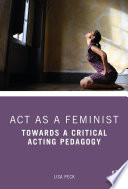 Act as a Feminist Book PDF