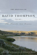 Writings of David Thompson