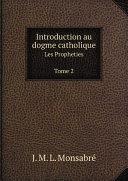 Pdf Introduction au dogme catholique Telecharger