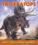 Triceratops  mighty Three horned Dinosaur