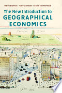 The New Introduction To Geographical Economics Book PDF
