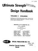 Ultimate Strength Design Handbook
