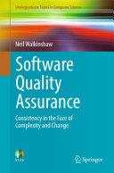 Software Quality Assurance Pdf/ePub eBook