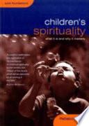 Children s Spirituality Book