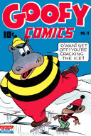 Goofy Comics, Number 11, G'Wan Get Off You're Cracking the Ice