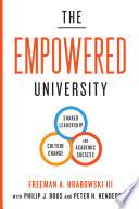 The Empowered University