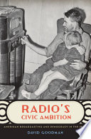 Radio S Civic Ambition