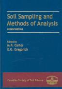 Soil Sampling And Methods of Analysis