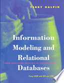 Information Modeling and Relational Databases Book