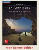 Arny  Explorations  An Introduction to Astronomy  2017  8e  Student Edtion Book