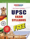 UPSC IAS Exam Syllabus  Pre Mains  2020