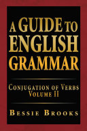 A Guide to English Grammar Pdf/ePub eBook