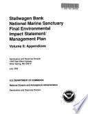 Stellwagen Bank National Marine Sanctuary Book