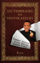Dictionnaire des provocateurs