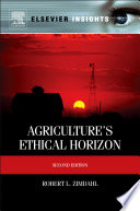 Agriculture S Ethical Horizon Book PDF