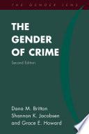 The Gender of Crime