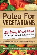 Paleo For Vegetarians PDF