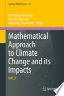 Mathematical Approach to Climate Change and its Impacts