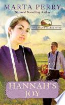 Read Online Hannah's Joy For Free