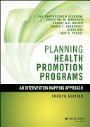 Planning Health Promotion Programs