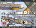 Messershcmitt Bf 109s Over the Mediterranean