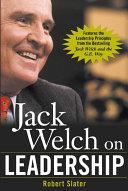 Pdf Jack Welch on Leadership