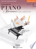 Accelerated Piano Adventures for the Older Beginner: Theory