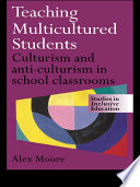 Teaching Multicultured Students