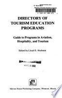 Directory of Tourism Education Programs