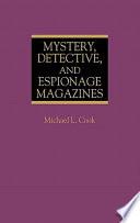 Mystery, Detective, and Espionage Magazines