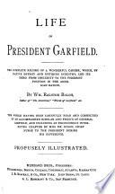 Life of President Garfield