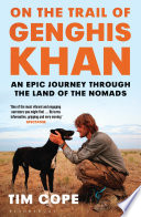 On the Trail of Genghis Khan Book