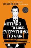 Nothing to Lose, Everything to Gain Pdf/ePub eBook