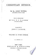 Pure ethics Book PDF