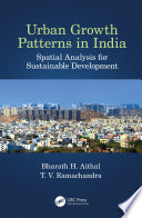 Urban Growth Patterns in India Book