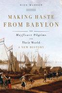 Making Haste from Babylon Pdf/ePub eBook