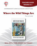 Where the Wild Things Are Teacher Guide