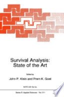 Survival Analysis: State of the Art