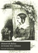 Honor   de Balzac in Twenty five Volumes