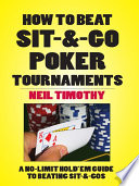 How to Beat Sit-&-Go Poker Tournament