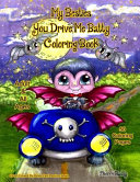 My Besties You Drive Me Batty Coloring Book