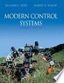 Modern Control Systems