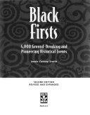Black Firsts Book PDF