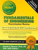 Fundamentals Of Engineering Book PDF