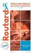 Pdf Guide du Routard Parcs nationaux de l'Ouest américain 2020 Telecharger