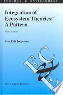Integration Of Ecosystem Theories A Pattern Book PDF