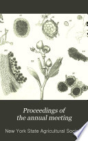 Proceedings of the Annual Meeting Book