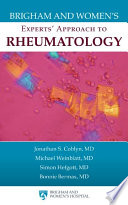 Brigham And Women S Experts Approach To Rheumatology Book PDF