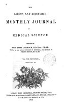 The London and Edinburgh Monthly Journal of Medical Science
