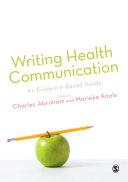 Writing Health Communication
